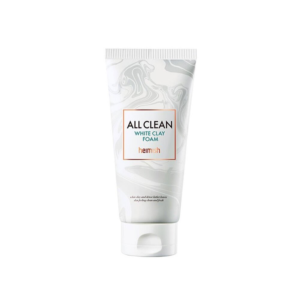 Heimish - All Clean White Clay Foam includes hyaluronic acid