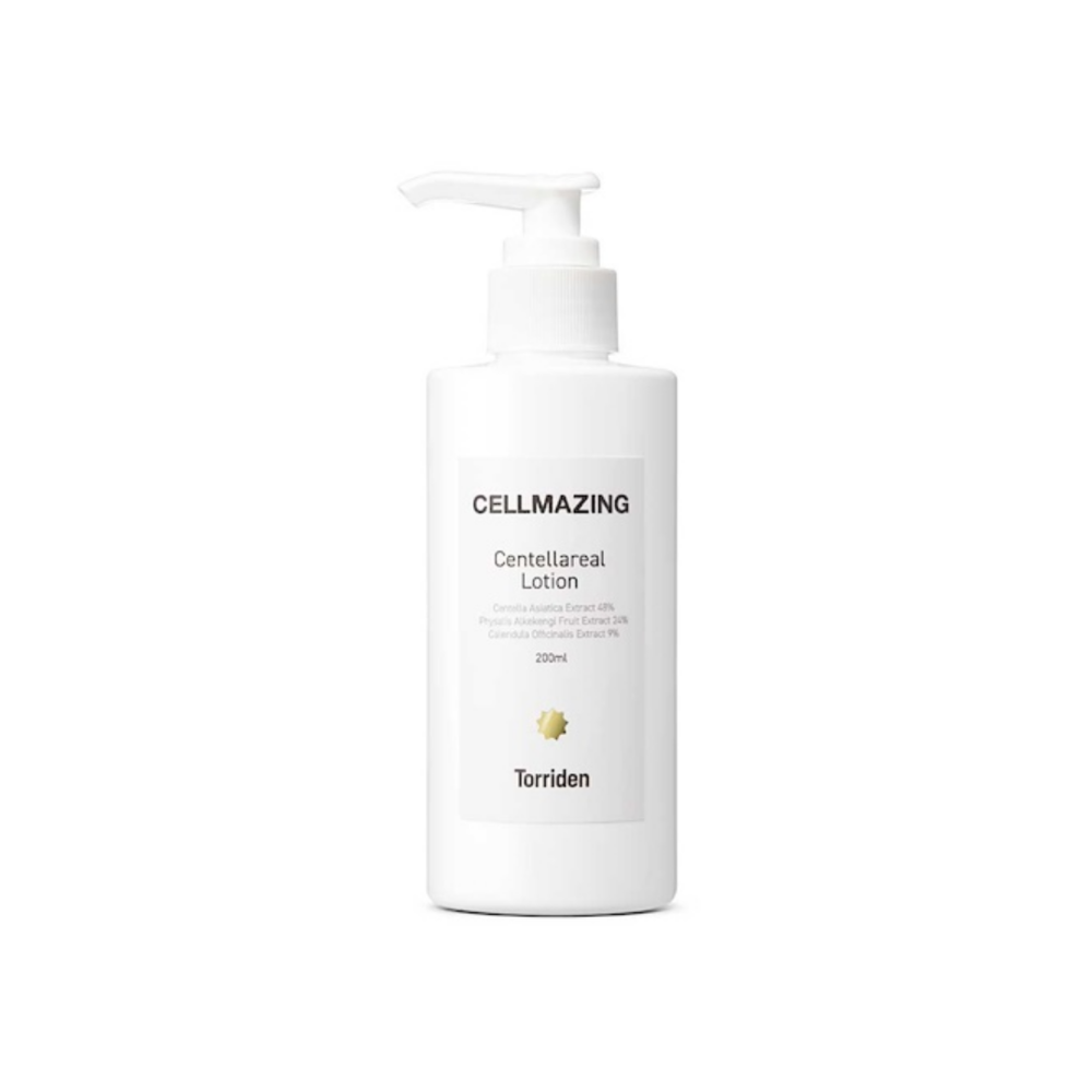 Torriden - Cellmazing Centellareal Lotion included hyaluronic acid