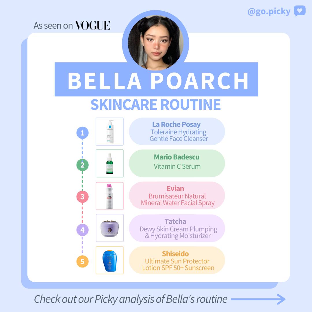 Bella Poarch's Routine