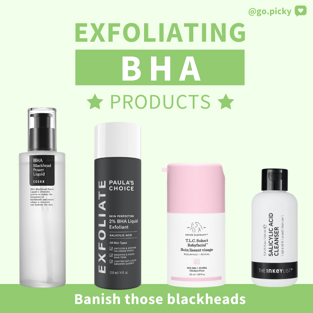 Best BHA Products